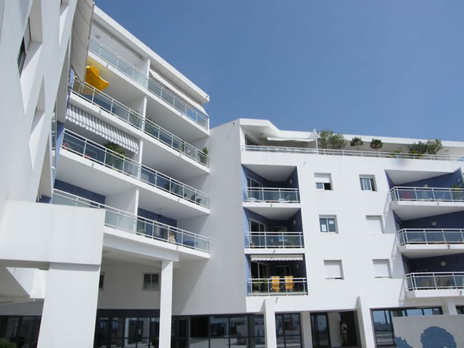 Location appartement f2 t2 bastia r sidence jardins de - Location appartement bastia ...